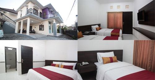 Bakung Sunset Hotel Kuta Bali