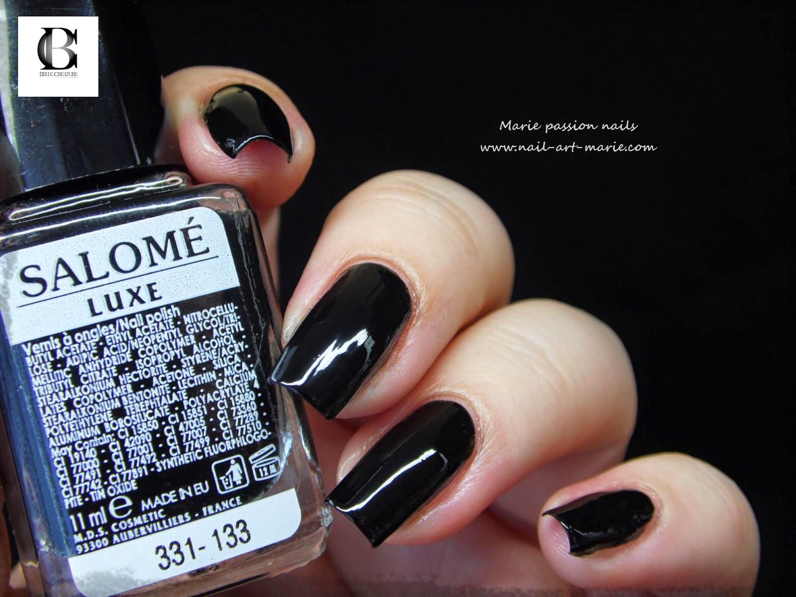 vernis Salomé noir2