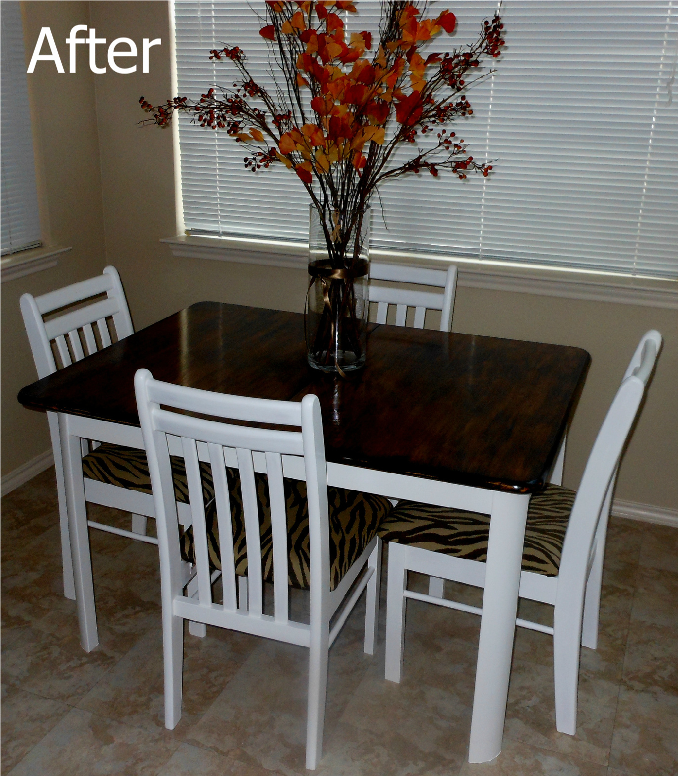 Sky {&} Greg: Kitchen Table Makeover