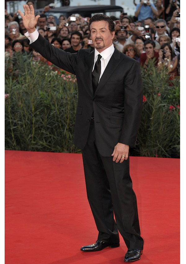How Tall is Sylvester Stallone?   Celebrity Heights   How ...