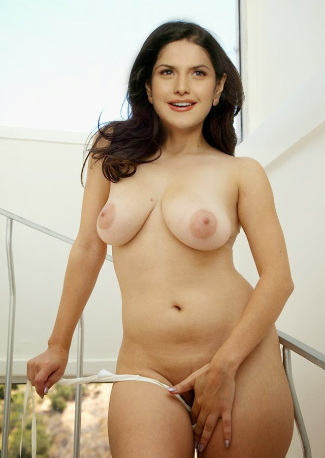 Zarine Khan Nude Boobs Picture