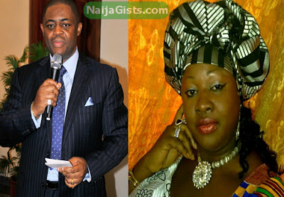 femi fani kayode wife regina