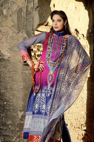 Lala Textiles Introduces Dahlia Exclusive Collection 2013