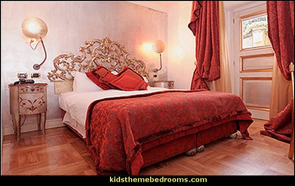 Decorating theme bedrooms maries manor boudoir for Boudoir bedroom designs