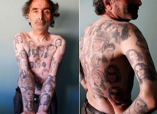 Tatuajes de Julia Roberts
