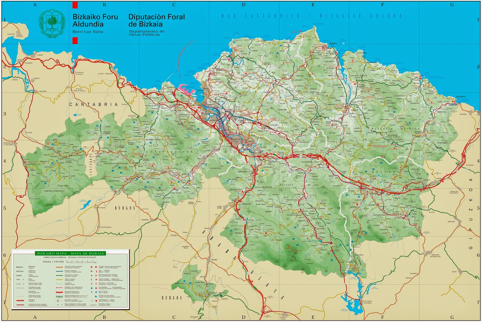 Pais vasco al completo el blog de viajes de oswaldoces for Piscinas naturales pais vasco