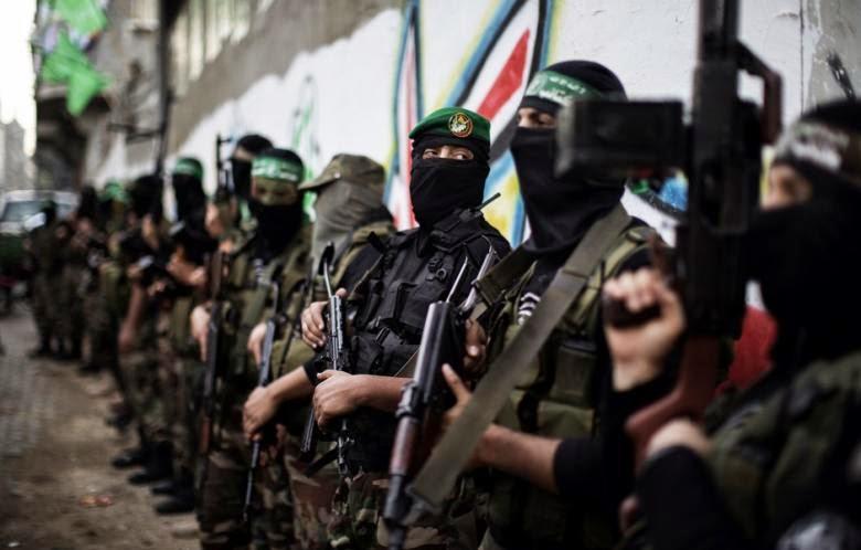 Semoga Tentera Malaikat Allah Membantu Kenali Briged al Qassam