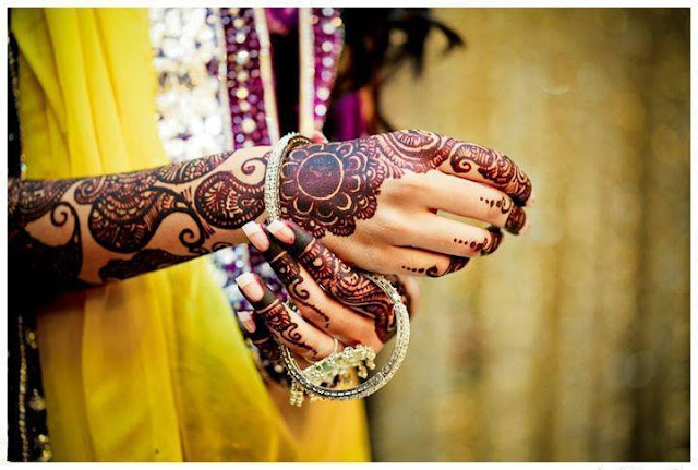 How to Darken the Colour of Mehandi