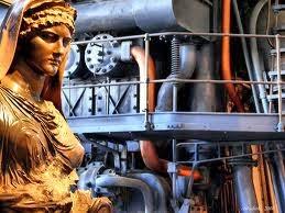 A spasso per Roma con i vostri Bambini La Sala Macchine degli Dei e il suo misterioso segreto