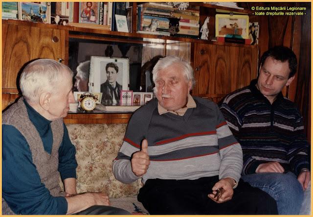 Miscarea Legioanra, Bucur Brasoveanu, Ion Gavrila Ogoranu, Serban Suru