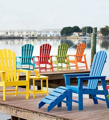 coloradirondackchairHN Refreshed Adirondack Chairs