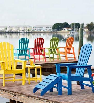 coloradirondackchairHN Refreshed Adirondack Chairs