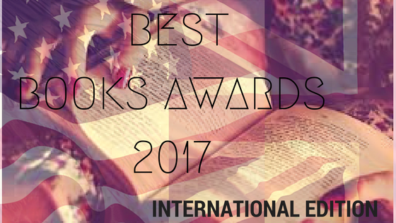 BEST BOOKS AWARDS 2017 - INTERNATIONAL EDITION