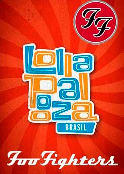 Foo Fighters - Lollapalooza Brasil - HTDV