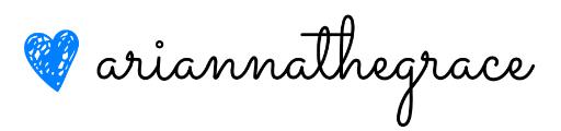 ariannathegrace