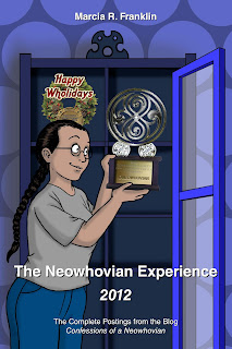 The Neowhovian Experience 2012 - Print Edition cover