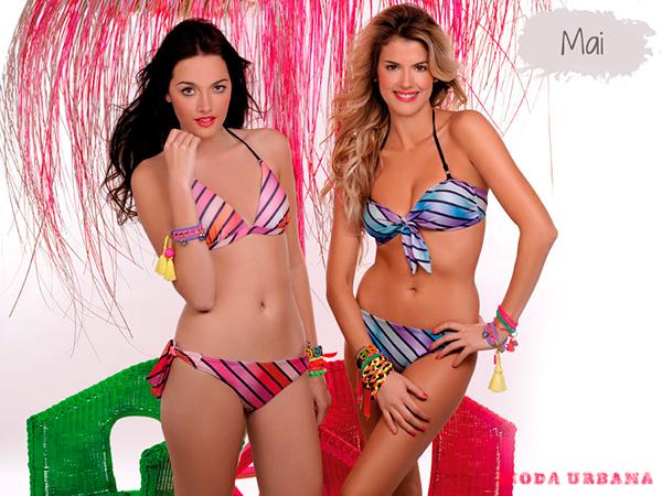 Sweet Victorian 2013 bikinis metalizados