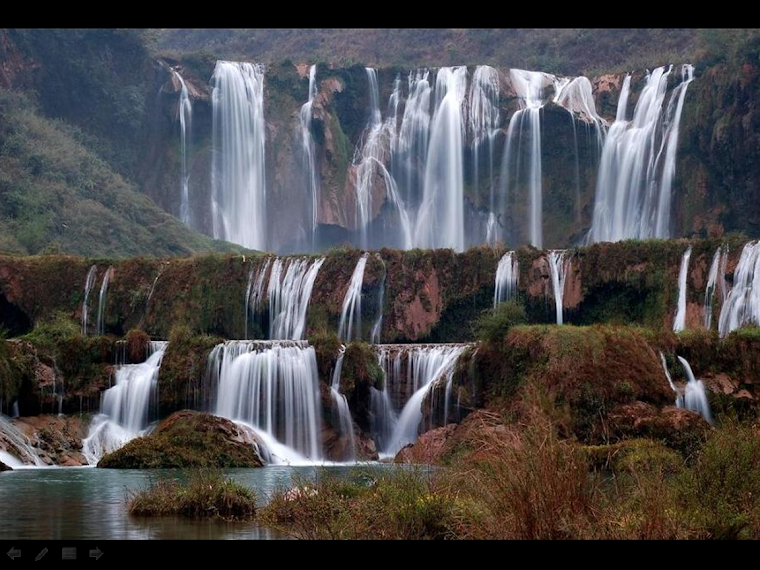 Cascada pura belleza