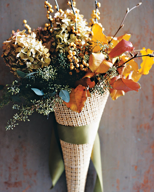 Fall flower arrangements are great fall decor! This flower arrangement is made with artificial flowers so it'll last year after year