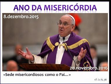 Ano Santo da Misericórdia!