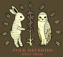 Proud Member of the Folk Reveries Etsy Team