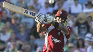 Holder scored 19 runs in 9 balls