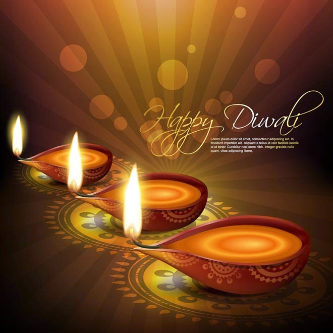 Happy Diwali Ecards 2014