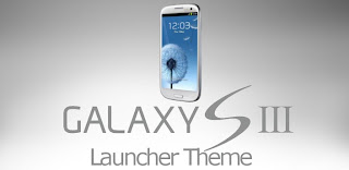 Galaxy S3 Theme v3.1 APK Free Download