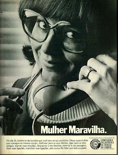 propaganda CTBC - 1978. Década de 70. os anos 70; propaganda na década de 70; Brazil in the 70s, história anos 70; Oswaldo Hernandez;