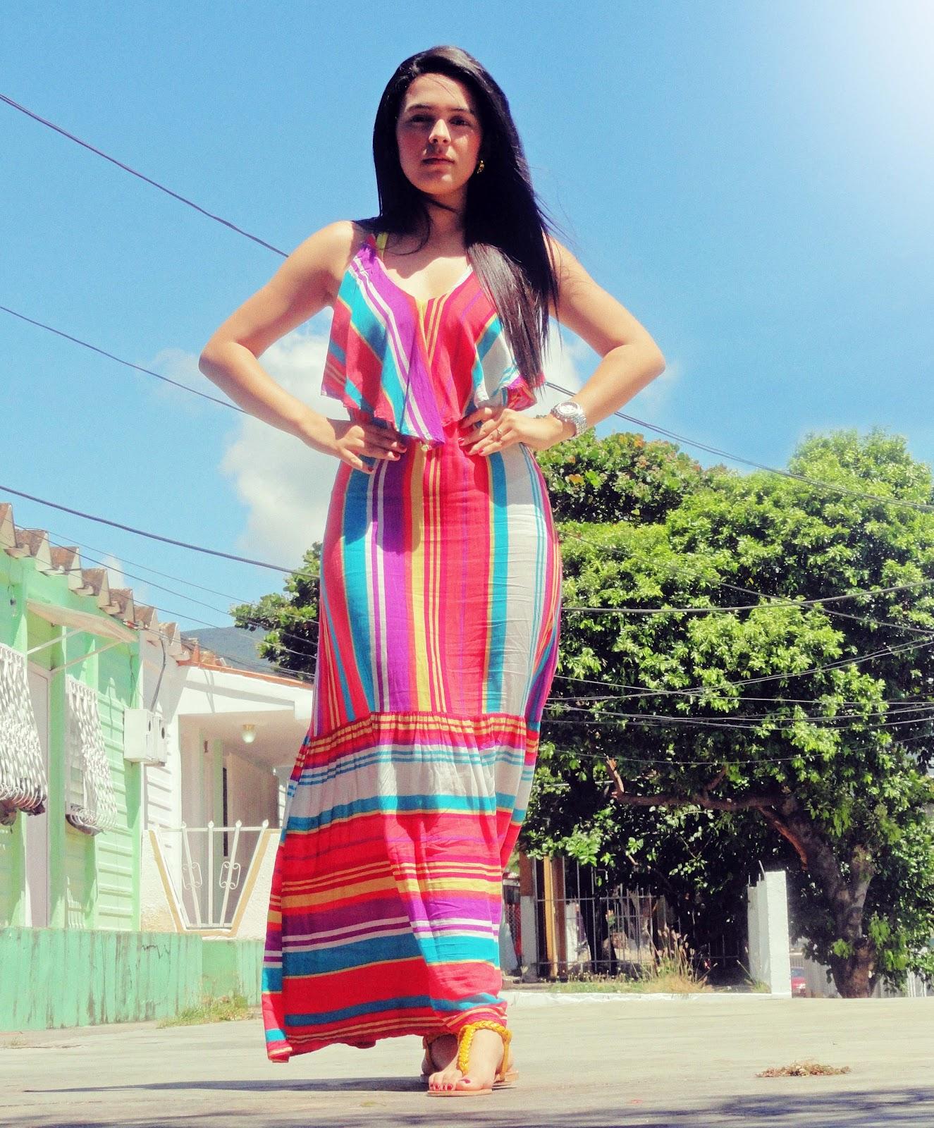 Vestidos largos para mujer cristiana