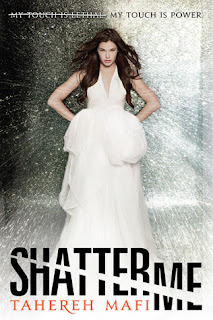 Review of Shatter Me by Tehereh Mafi published by Harper Collins