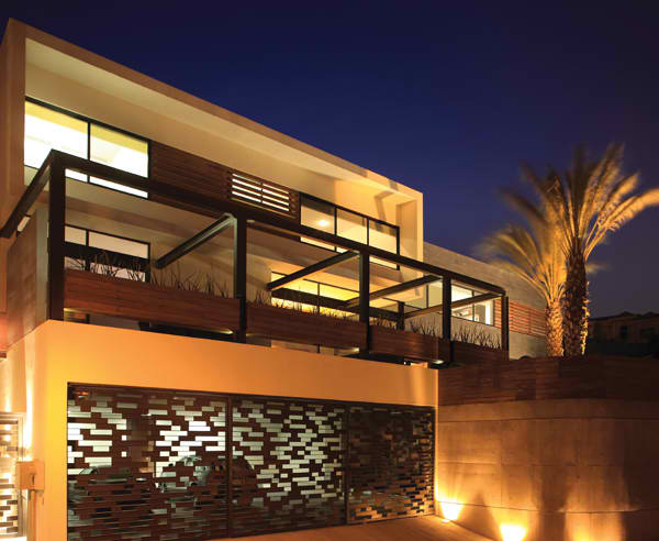 Nitr0warez luxurious mexican modern house for Modern mexican homes