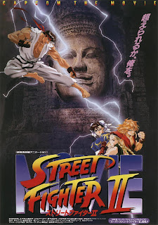 Ver online: Street Fighter II: La película (ストリートファイターII MOVIE / Street Fighter II: The Animated Movie) 1994