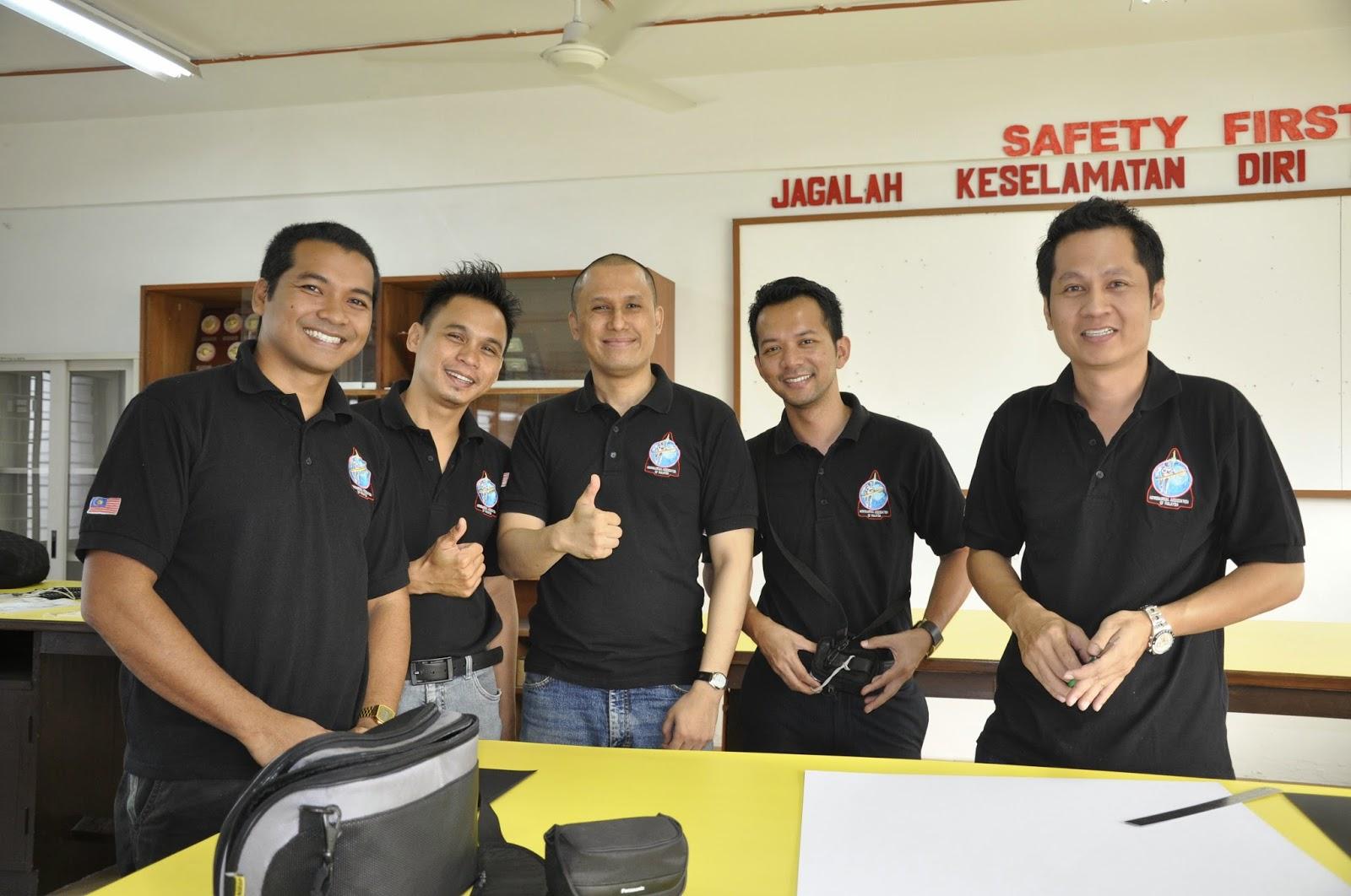 Advanced Rocketry in Negeri Sembilan