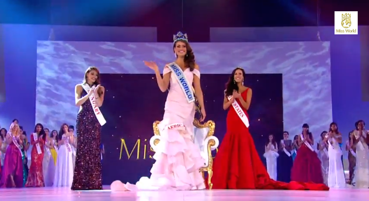 Pemenang Miss World 2014