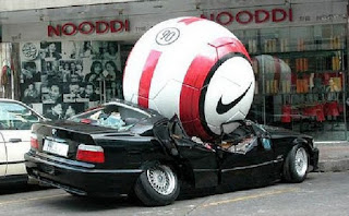 Guerilla marketing Nike