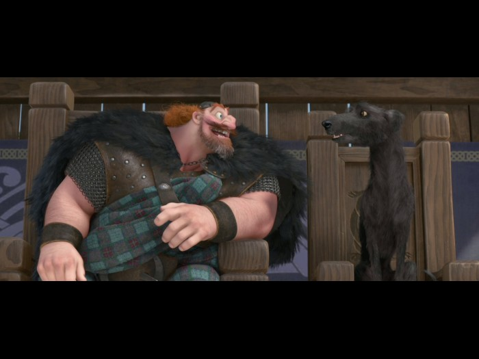 King Fergus in Brave 2012 animatedfilmreviews.filminspector.com