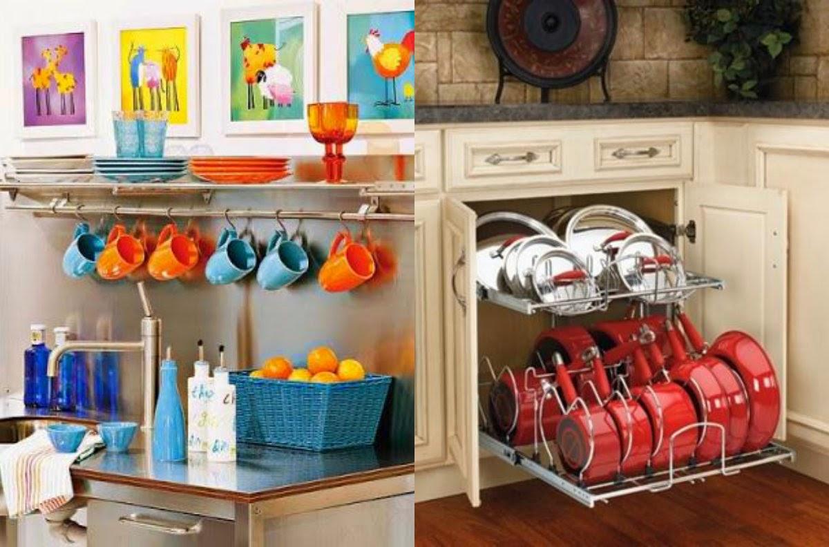 Organização de louças na cozinha Realizando um Sonho Casamento  #AE611D 1200 792