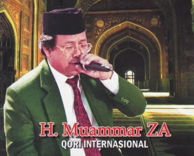Download Murottal Al-Qur'an H.Muammar ZA Mp3