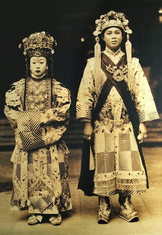 origins of baba nyonya Baba nyonya culture in penang and phuket khoo salma nasution the baba nyonya community was formed during a time when single male a history of malayalees in.