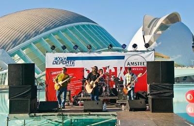 Festival Rock&Run Valencia (2012) Maratón Divina Pastora Valencia