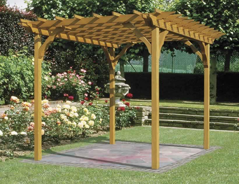 Garden arbor kit arbor tool galleries for Garden arbor designs