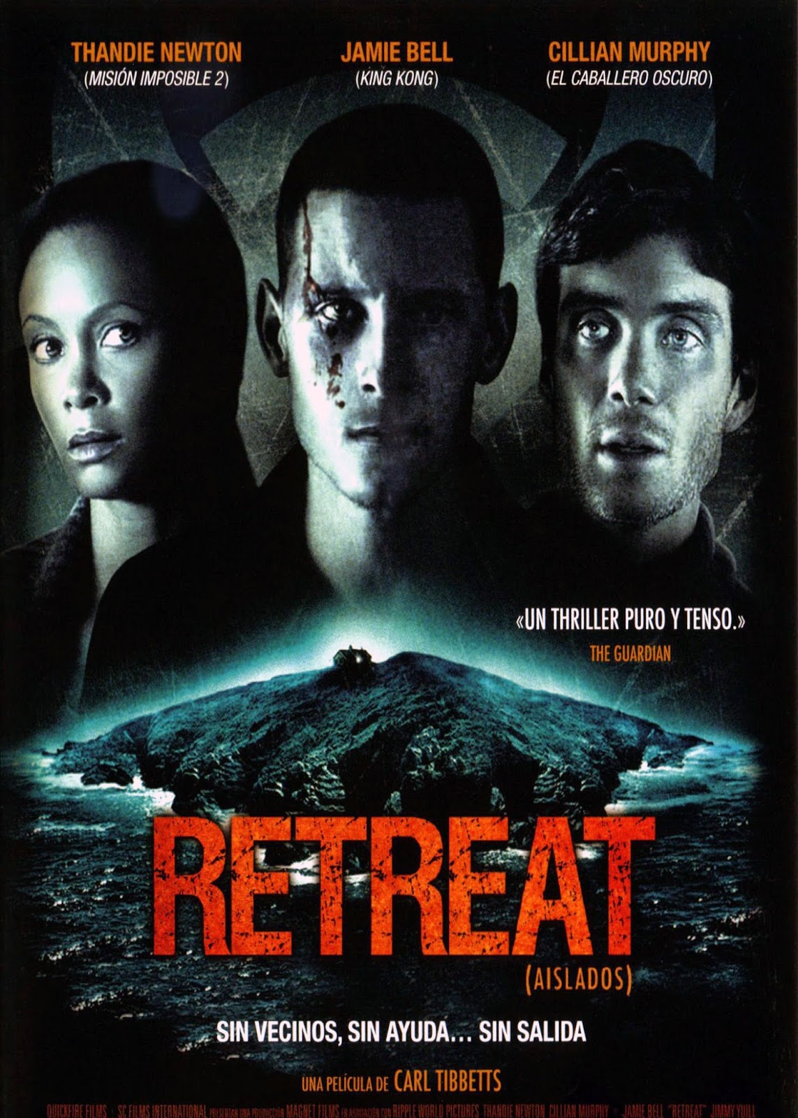 Retreat - Aislados (2011)
