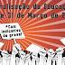 Nos dias 30 e 31 de Março de 2015, a classe da Educação do Estado da Paraíba para em protesto por seus direitos!