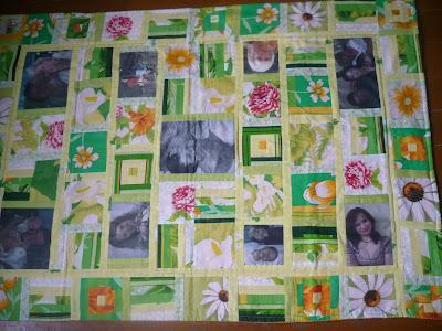 фотографии на ткани