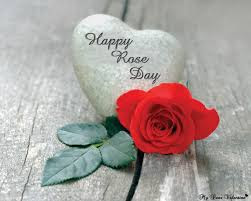 Rose day sms for him