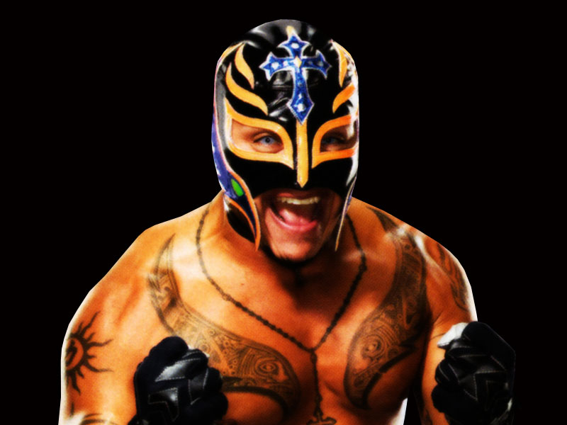 The gallery for --> Wwe Rey Mysterio Unmasked 2012