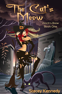 The Cat's Meow: Witch's Brew Book One