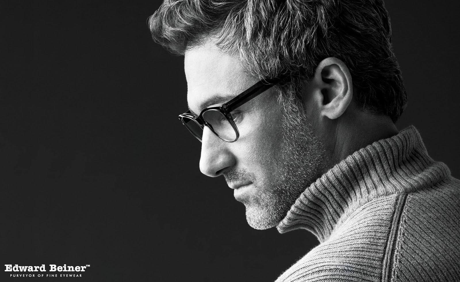 Fashion Wear Glasses in Gentleman Style HD