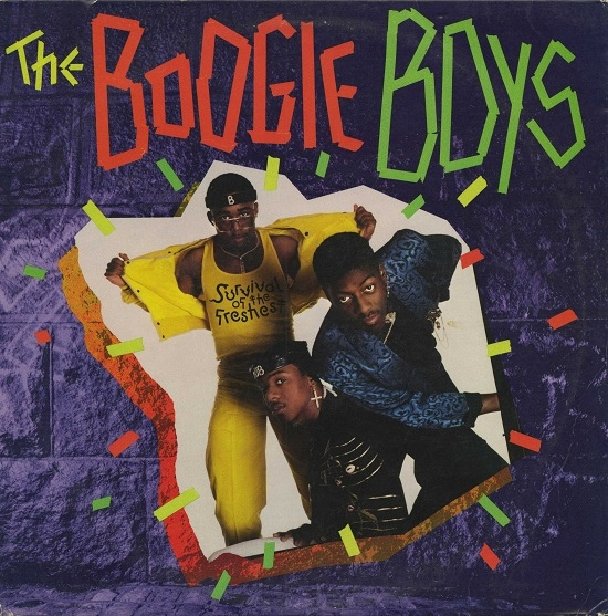 The Boogie Boys